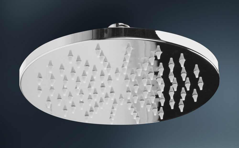 Project 200mm Round Shower Head - paco jaanson