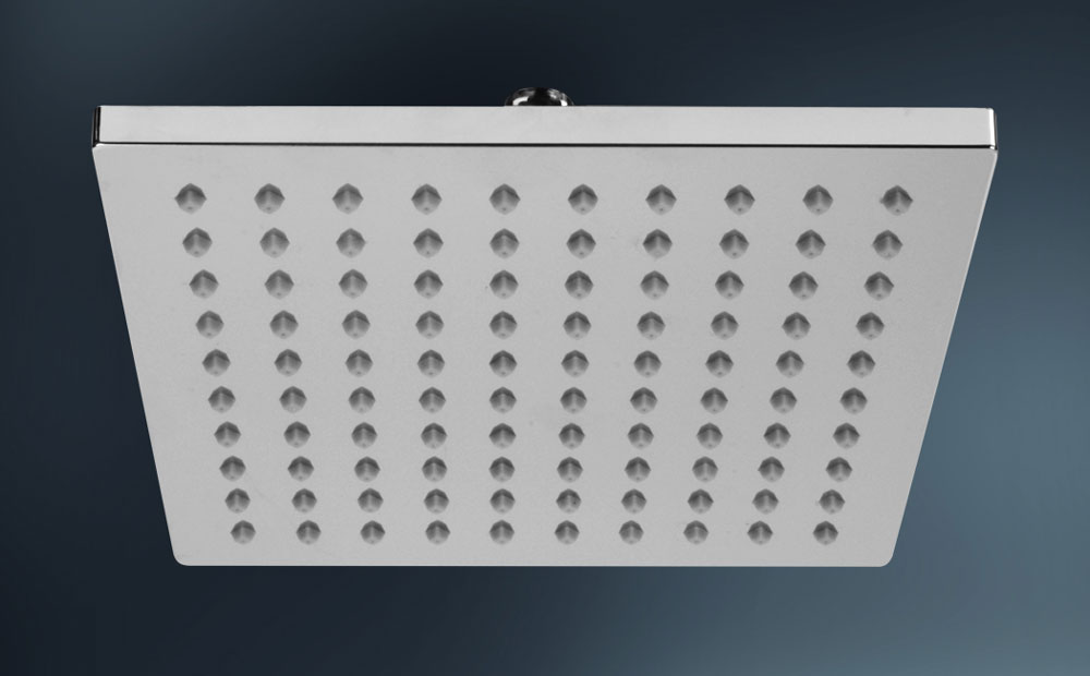 Project 200x200mm Square Shower Head - paco jaanson
