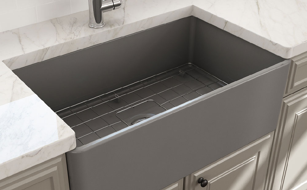 Casa Ceramic Kitchen Sink 750mm - paco jaanson