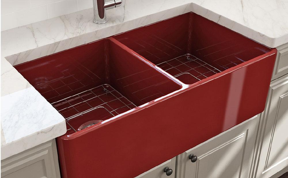 Casa Ceramic Kitchen Sink 850mm - paco jaanson